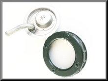 Soupape de sécurité avec anneau