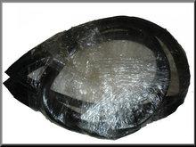 Achterruit rubber